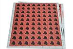 中国切手「赤猿」切手シートの買取価格について