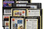 「20世紀デザイン切手」等のコレクションの買取価格について
