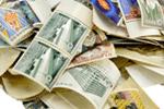 バラ切手の買取価格について