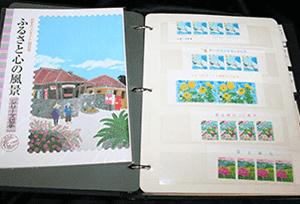 日本切手コレクション