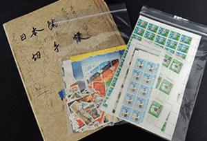 日本切手・中国切手
