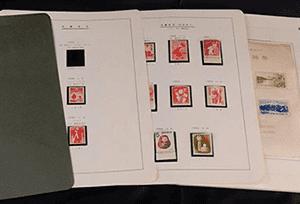 日本切手レリーフコレクション