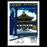 ふるさと長野切手