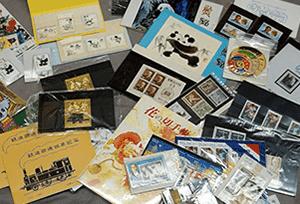 日本切手・中国切手バラ