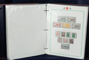 日本切手(ボストーク)