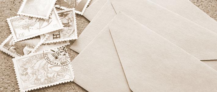 不要な切手の処分